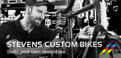 STEVENS Custom Bikes: Build your own dream-bike!